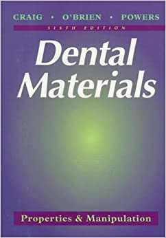 Descargar Con Utorrent Dental Materials: Properties And Manipulation Fariña PDF