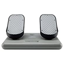 CH Products 300-111 Pro Pedals USB Flight Simulator Pedals