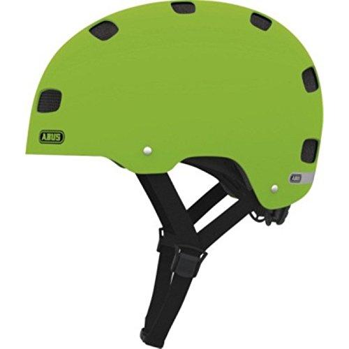 Abus Kinder Fahrradhelm Scraper Kid. V. 2, green, 48-55 cm, 37280-3