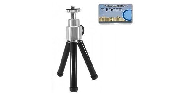 SD750 SD450 SD1000 SD300 TX1 Digital Cameras SD630 SD600 8 Professional STEEL Table Top Tripod For The Canon Powershot SD1100 SD30 SD430 SD200 SD400