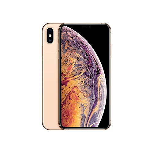 Apple iPhone XS Max (64GB) - Gold - [works exclusively with Simple Mobile]