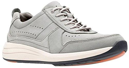 CLARKS Herren Un Coast Form Sneaker Graue Kombination