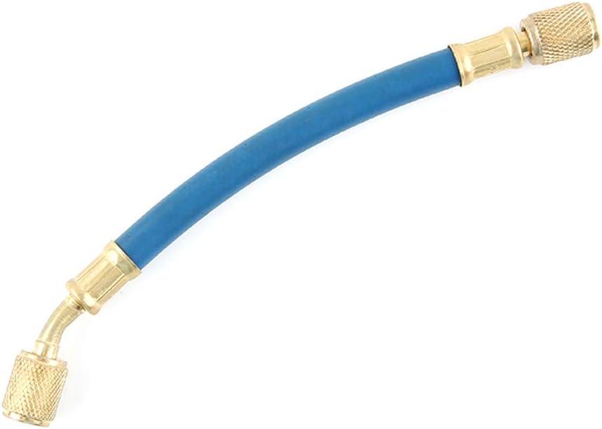 Outil de r/éparation /à Basse Pression Voir Image A MCLseller Injecteur dhuile Tuyau de Remplissage pour climatisation de Voiture injecteur dhuile et de Colorant Pompe /à Main