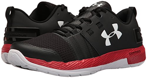 Rouge Fitness Hommes Noir Pour Commit Ua Tr noir Under Armour Chaussures De qa4P4S