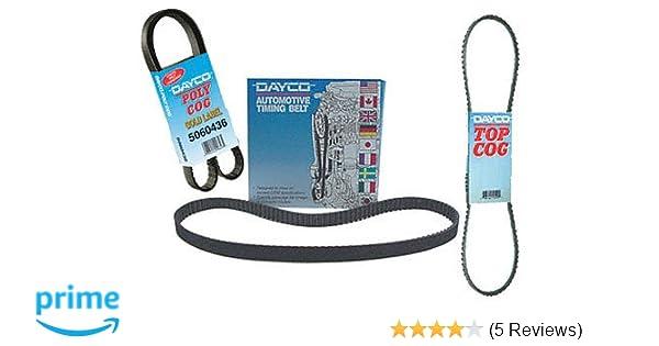 Dayco HPX5017 Snowmobile Belt