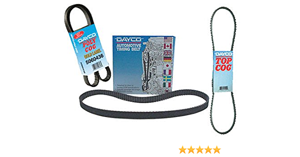 Dayco 5060560 Serpentine Belt