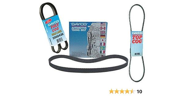Dayco 5060760 Serpentine Belt