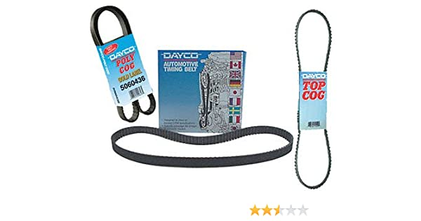 Dayco 5060405 Serpentine Belt