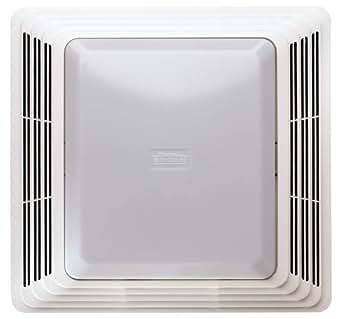 Broan Hd50l Heavy Duty Ventilation Fan And Light 50 Cfm 1 5 Sones Built In Household