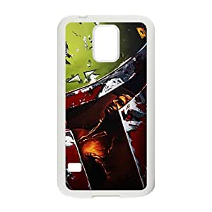HUAH Boba Fett Cell Phone Case for Samsung Galaxy S5