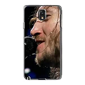 Samsung Galaxy Note3 ALE18946YsoT Support Personal Customs High Resolution Red Hot Chili Peppers Series Protector Hard Cell-phone Cases -IanJoeyPatricia