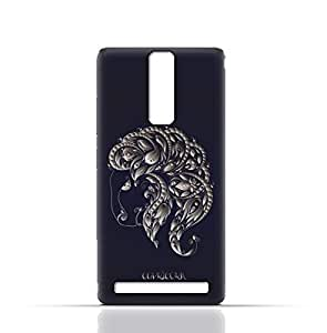 Lenovo K5 Note TPU Silicone Case With Zodiac Sign Capricon