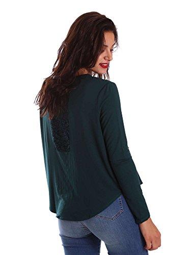 Gaudi jeans 721BD64039 Maglia Donna Verde S