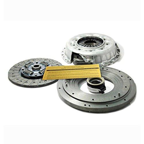 - EF PREMIUM CLUTCH KIT & HD FLYWHEEL fits 95-01 NISSAN MAXIMA INFINITI i30 VQ30DE