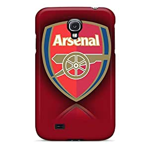 New Arrival Cover Case With Nice Design For Galaxy S4- Arsenal Fc