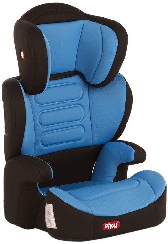 Piku NI20.6001 - Silla de coche, grupos 2/3 (15-36 kg, 3-12 años), color azul cielo