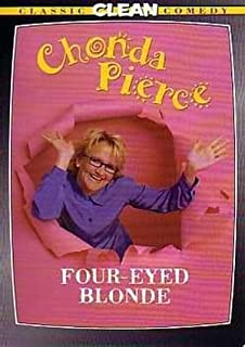 Chonda Pierce Four Eyed Blonde