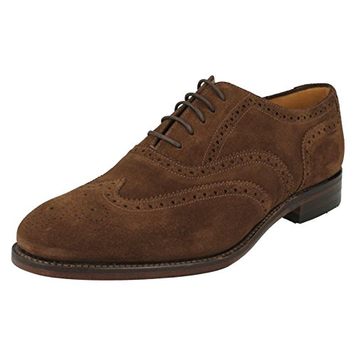 Loake Uomo Marrone Uomo Brogue Marrone Loake Loake Brogue PqdnUtn