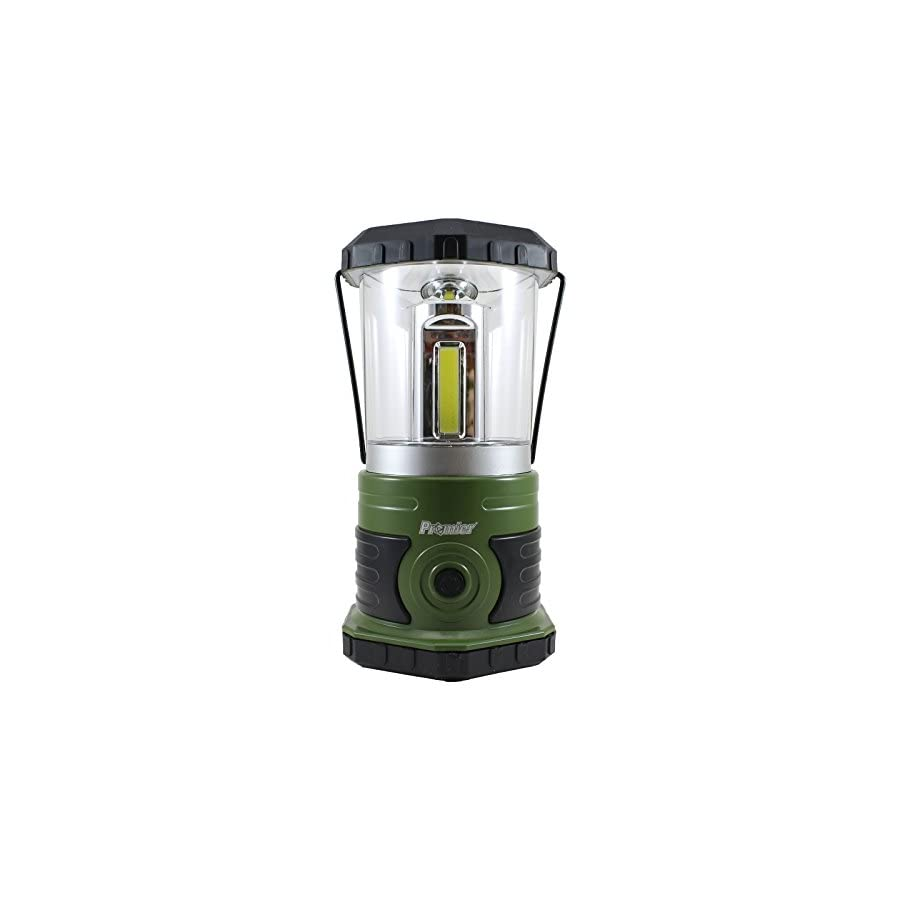 1000 Lumen COB LED Lantern FOR Camping,Workshops, Home, Cabin, or Outbuildings (Good for Extreme Heat or Cold)
