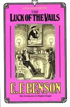 book cover of The Luck of the Vails