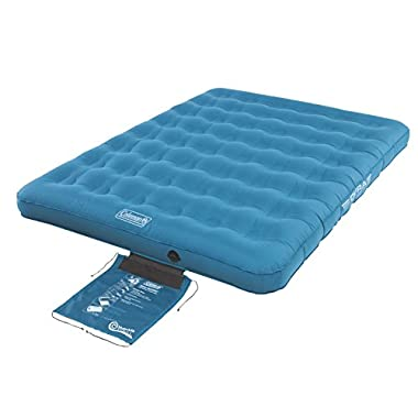 Coleman DuraRest Single High Airbed, Queen
