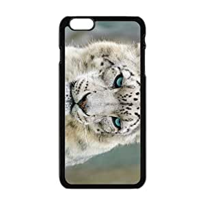 Bemused Leopard Hight Quality Plastic Case for Iphone 6 Plus