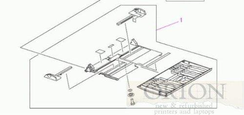 HP RG5-5809-000CN MP TRAY ()