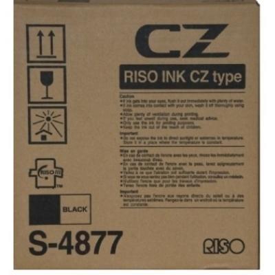 Genuine Original Riso Cz180 Ink Black S-4877 by Riso (Image #1)