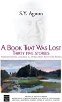 A Book That Was Lost (English