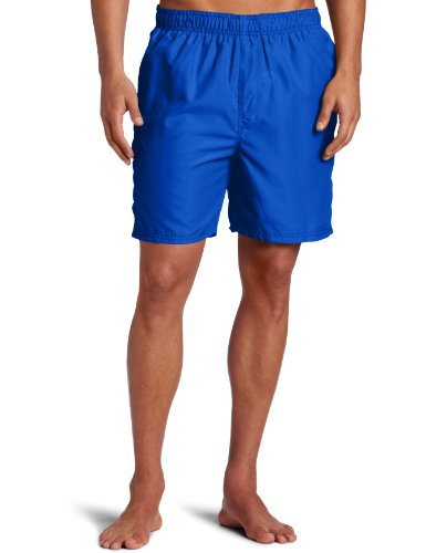 Kanu Surf Men's Havana Swim Trunks (Regular & Extended Sizes), Royal Blue, Medium