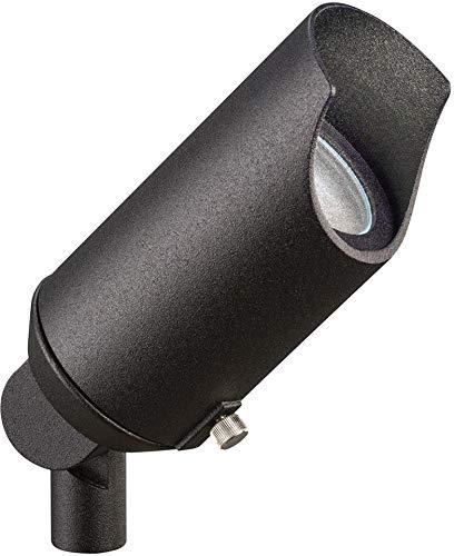 Kichler 15384BKT Accent 1-Light 12V, Textured Black from KICHLER