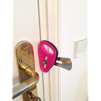 The Easylock - The Lightweight Easy to Install Super Strong Temporary Door Lock.  sc 1 st  Amazon.com & The Easylock - The Lightweight Easy to Install Super Strong ...