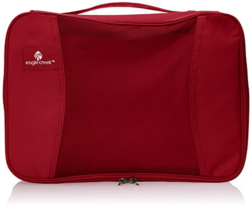 Eagle Creek Travel Gear Luggage Pack-it Cube, Red Fire