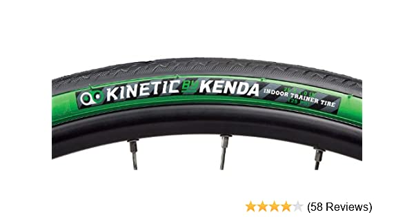 Kinetic By Kurt T-739 Trainer Tire Green 700 x 25