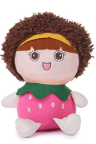 Deals India Strawberry Soft Toy Doll