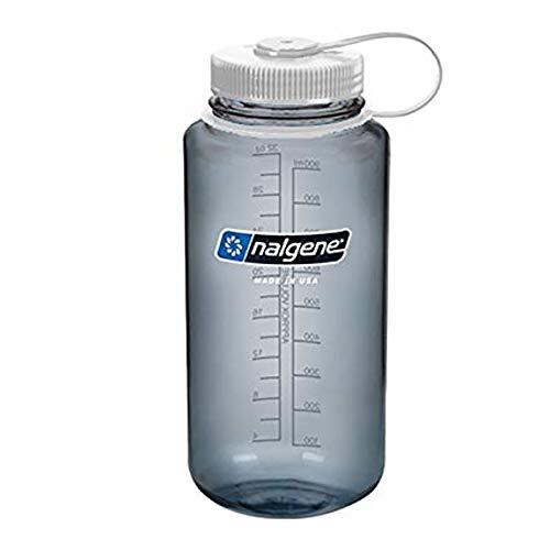 Nalgene Tritan Wide Mouth BPA-Free Water Bottle, 32