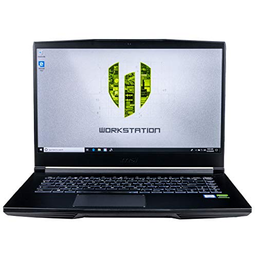 Compare CUK MSI WP65 (LT-MS-0390-CUK-001) vs other laptops