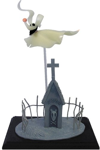 The Nightmare Before Christmas 10th ANNIVERSARY SPECIAL Collection Doll zero (japan import)