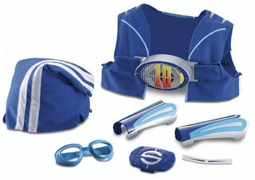 Fisher Price Lazy Town Super Sportacus Dress Up Set
