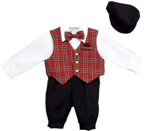 Festive Baby Boy Christmas Outfits - Isle of Baby