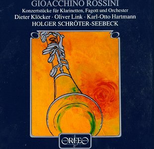 Theme & Variations for Clarinet (Rossini Theme And Variations)
