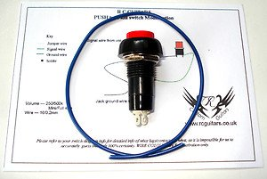 "Guitarra Kill Switch Kit No 7 ""Cabeza ..."