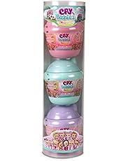 IMC Toys Cry Babies Magic Tears in capsula, confezione da 3 unità, multicolore