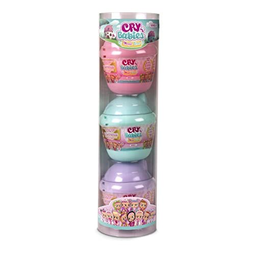 Cry Babies Magic Tears Bottle House Blind 3 Pack