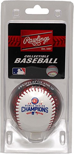 2016 Chicago Cubs World Series Champion Replica ()
