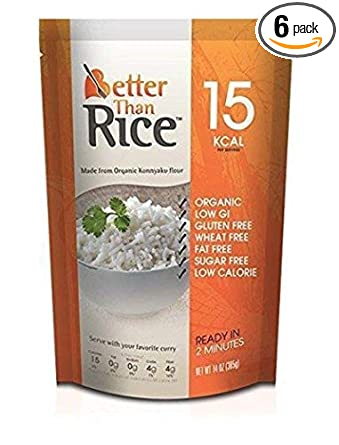 Better Than Foods - Mejor que el arroz. Orgánico ...