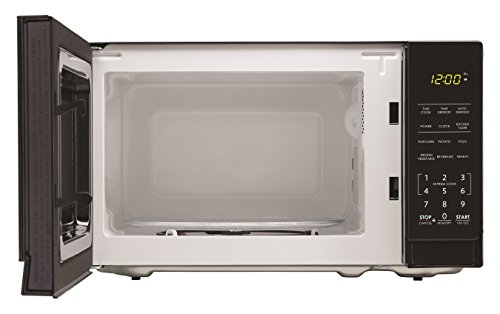 Sharp Microwaves ZSMC0710BB Sharp 700W Countertop Microwave Oven, 0.7 Cubic Foot, Black by Sharp (Image #4)