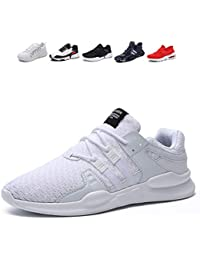 Men Sports Running Shoes Breathable Sneakers Lightweight Athletic Jogging Hiking