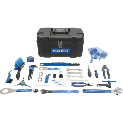 Park Tool AK-3 Advanced Mechanic Tool Kit One Color, One Size ()