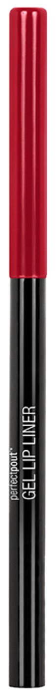 Wet N Wild Perfect Pout Gel Lip Liner #656B Red The Scene - 0.008 Oz/0.25 g